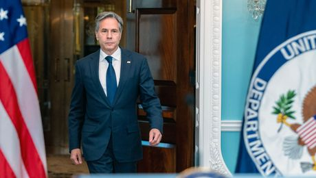 Secretary Blinken's remarks on our efforts in Afghanistan since August 14 and the way forward