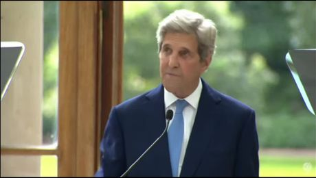 Special Presidential Envoy for Climate John Kerry remarks on the urgency of global climate action