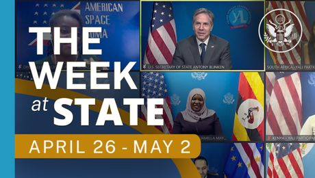 The Week At State • April 26 - May 2, 2021
