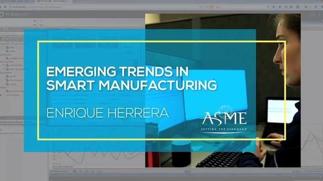 Emerging Trends in Smart Manufacturing
