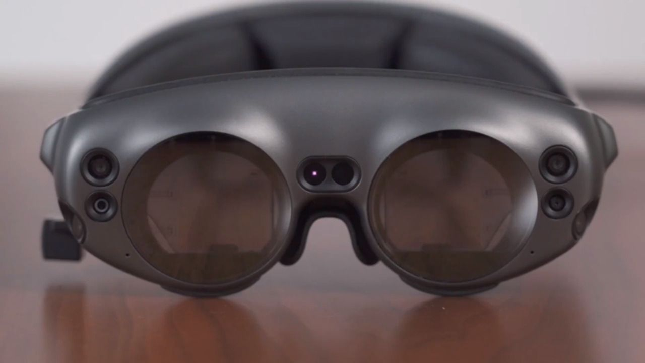 Exploring Augmented Reality First Hand with Magic Leap