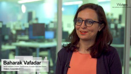 Baharak Vafadar, #AnalyticalFoodies at Waters
