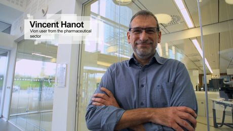 Vincent Hanot - Overcoming  obstacles with Vion IMS QTof and UNIFI