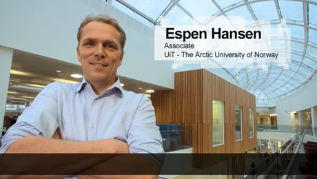 Espen Hansen, UiT The Arctic University of Norway - Overcoming  obstacles with Vion IMS QTof and UNIFI