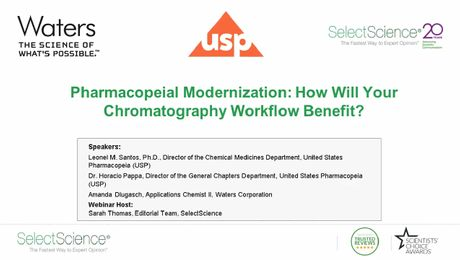 Webinar | Pharmacopeial Modernization: How Will Your Chromatography Workflow Benefit?