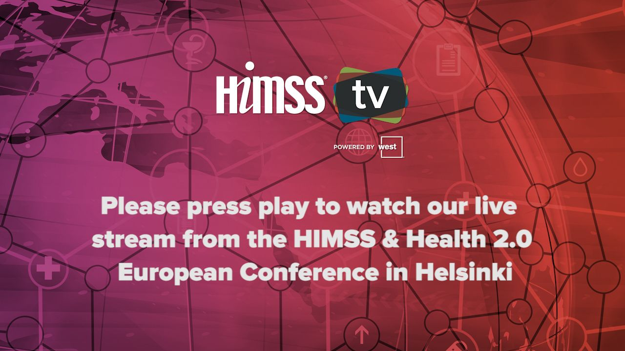 Live from the HIMSS & Health 2.0 European Conference 2019