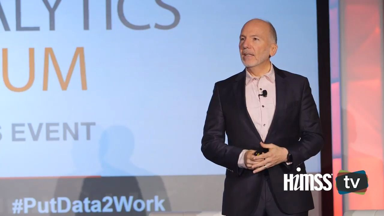 Keynote presentation: Leading innovation and enterprise transformation