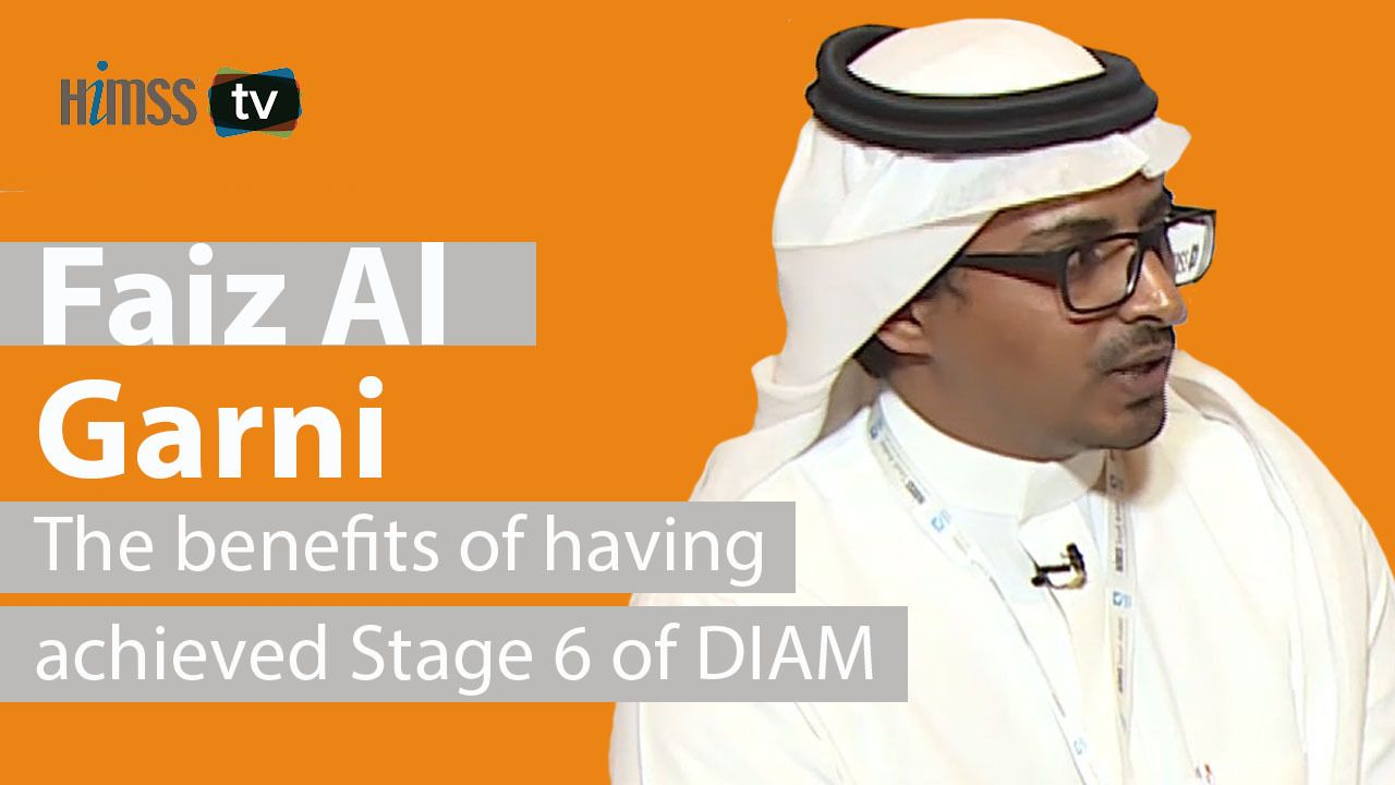 Benefits of achieving Stage 6 of DIAM