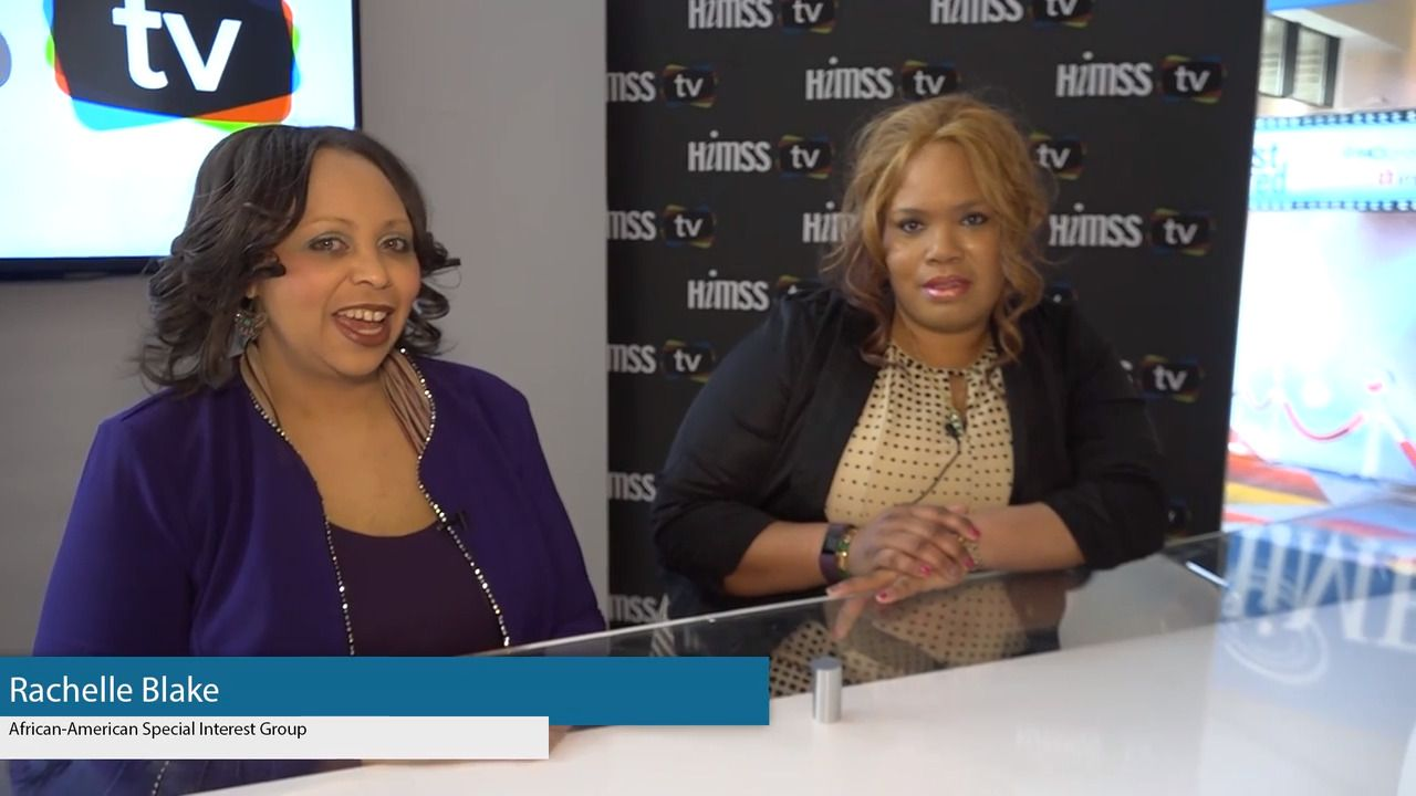 Getting to know the HIMSS African American Special Interest Group