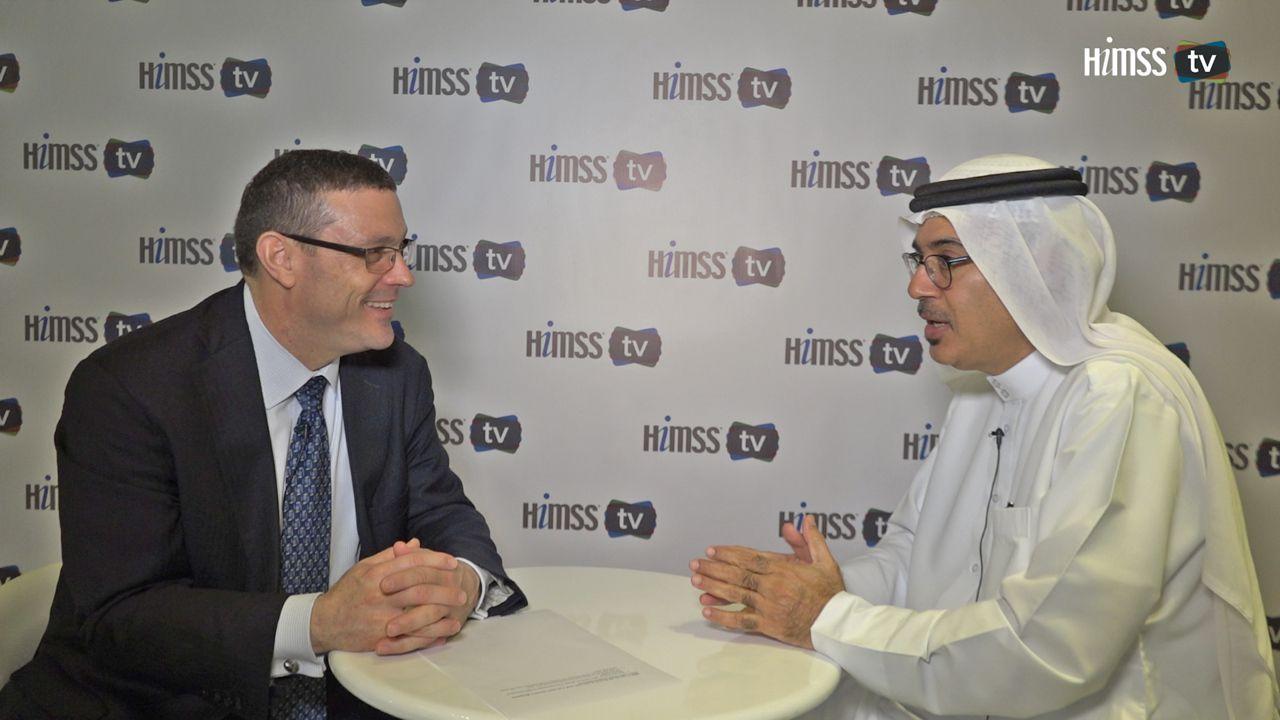 Dubai Hospital exec on 30-year journey to HIMSS Analytics EMRAM Stage 6