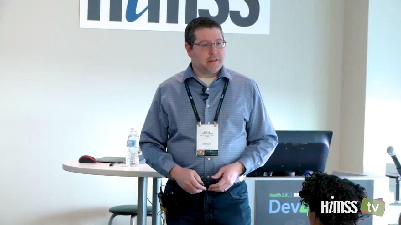 Presentation: A high-level look at API security