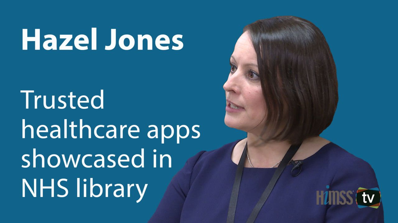Trusted healthcare apps showcased in NHS library