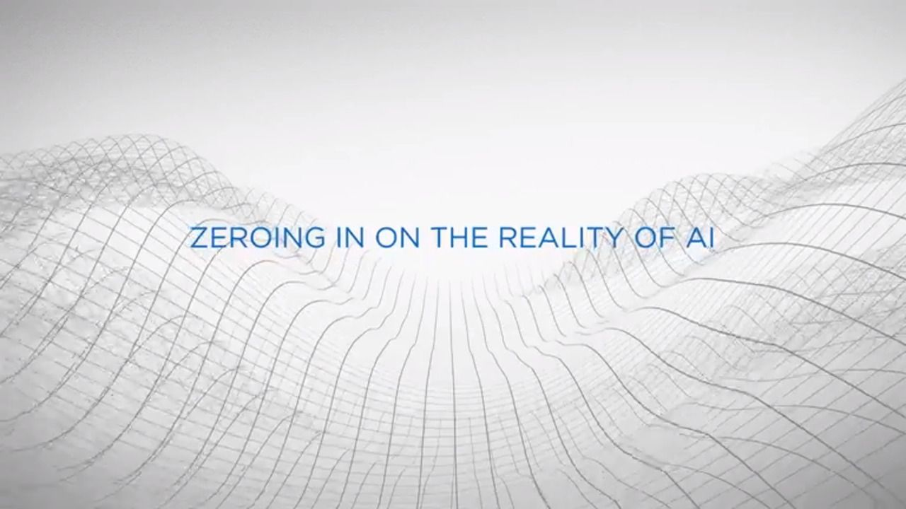 Zeroing In On the Reality of AI