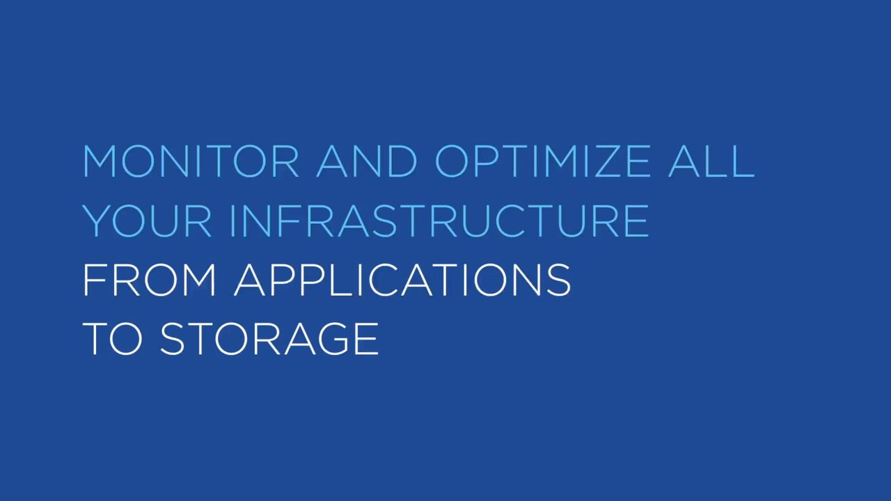 Monitor and Optimize All Your Infrastructure with NetApp Cloud Insights