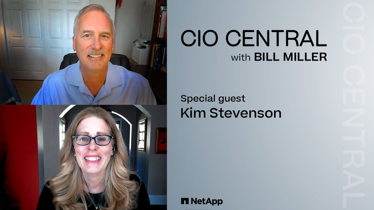 Driving Disruptive IT Change Nondisruptively - CIO Central Episode 11