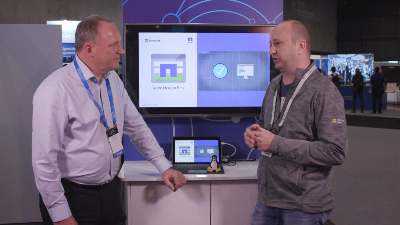 Unleash the Power of The Intelligent Cloud with Azure NetApp Files