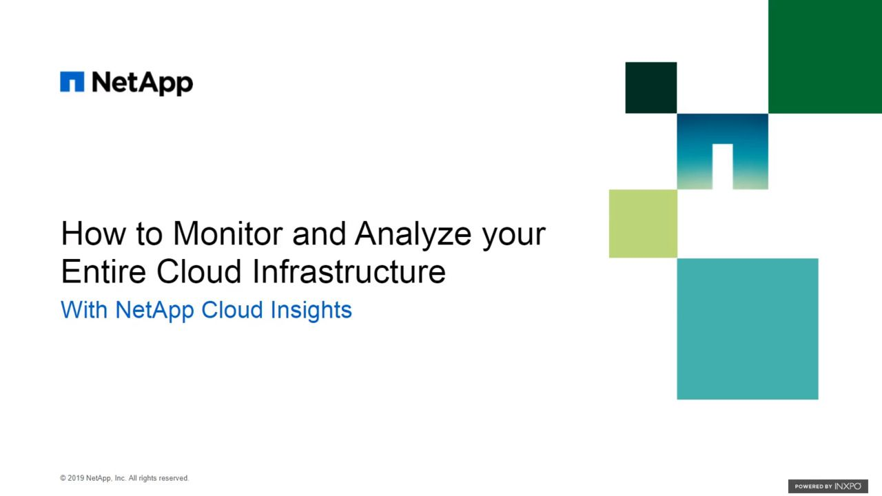 How to Monitor and Analyze Your Entire Cloud Infrastructure