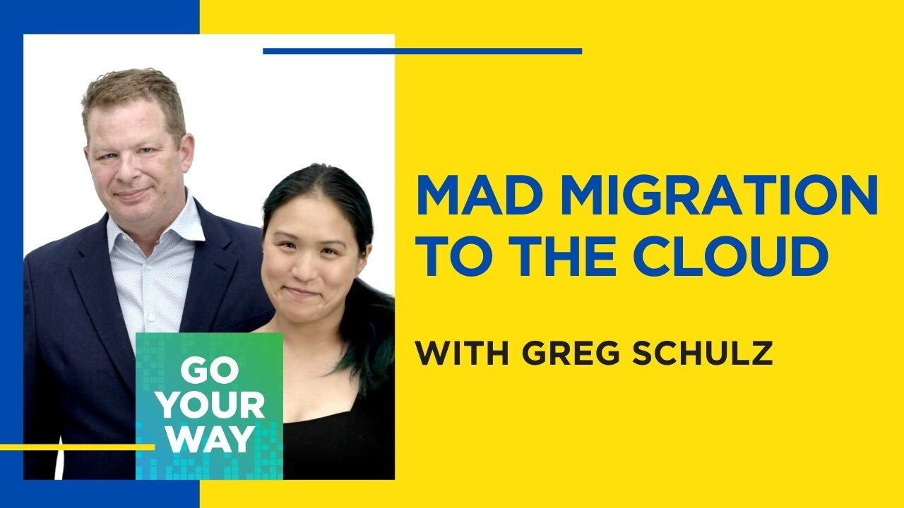 Mad Migration To The Cloud - Go Your Way