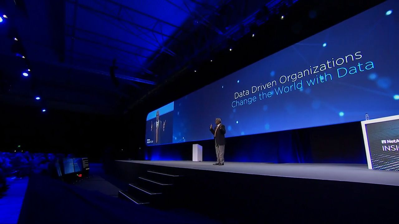 Data Driven Organizations Change the World