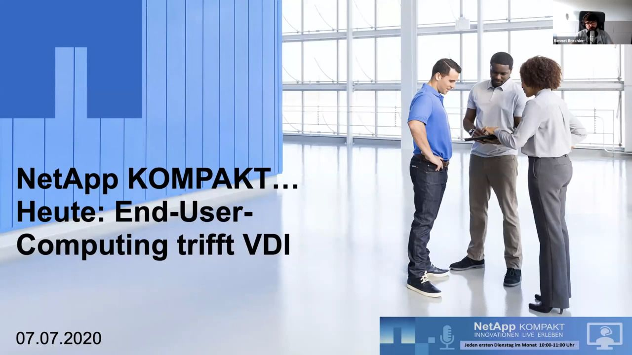 End-User Computing trifft VDI