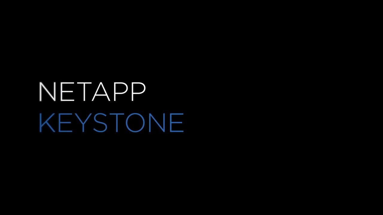 NetApp Keystone - Simplifying Your Ownership Experience