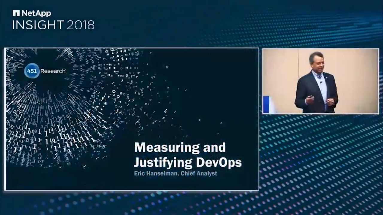 Measuring and Justifying DevOps