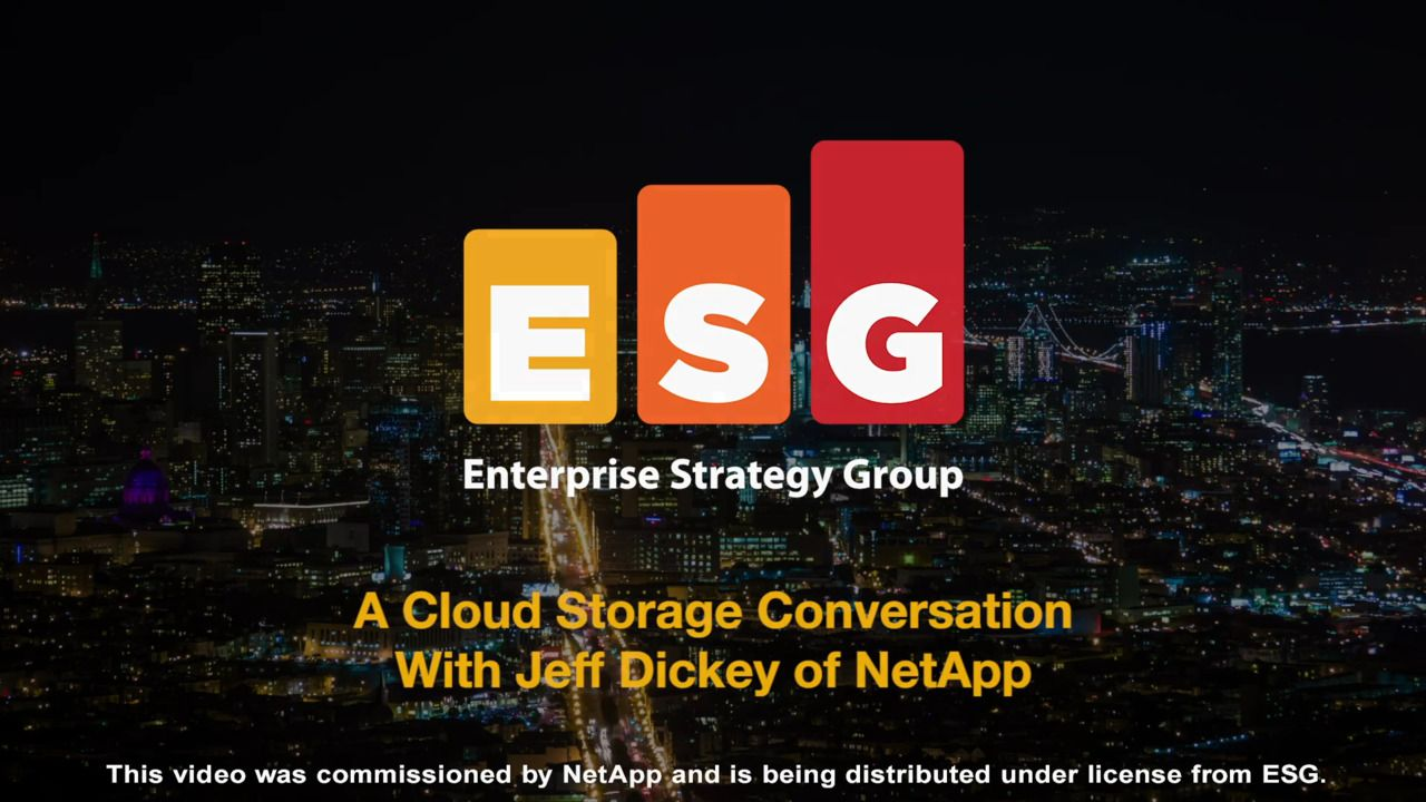A Cloud Storage Conversation About File Services on AWS