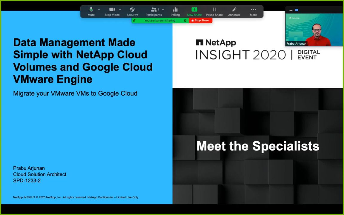 Migrate Your VMware VMs to Google Cloud