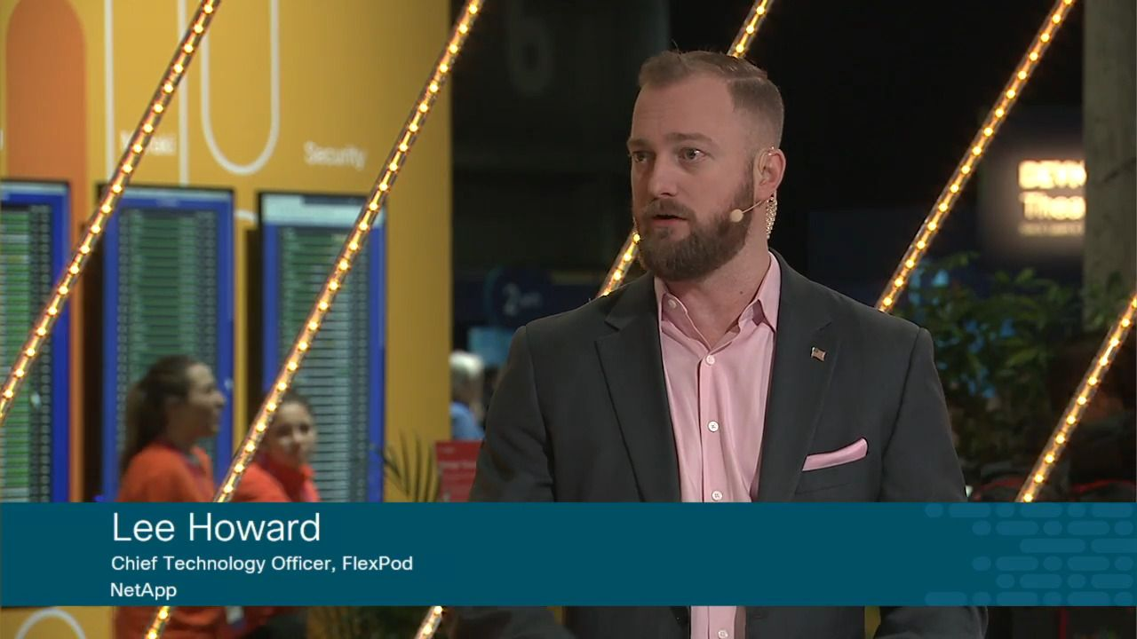 Lee Howard Discusses Lasting FlexPod Success