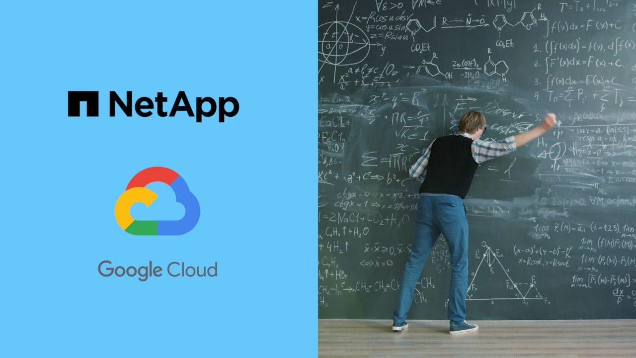 Cloud Nirvana with NetApp Google Cloud