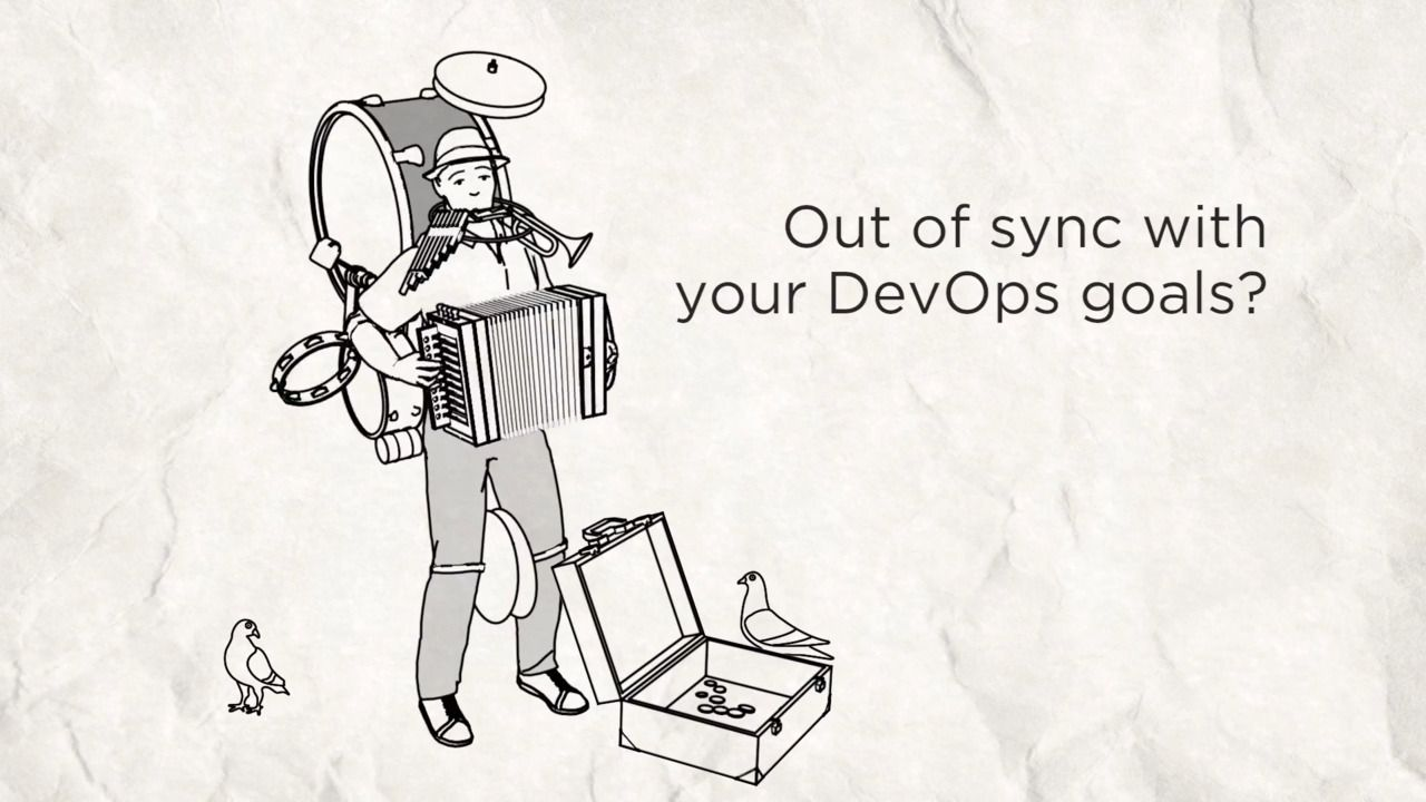 DevOps with NetApp - Music to Your Careers