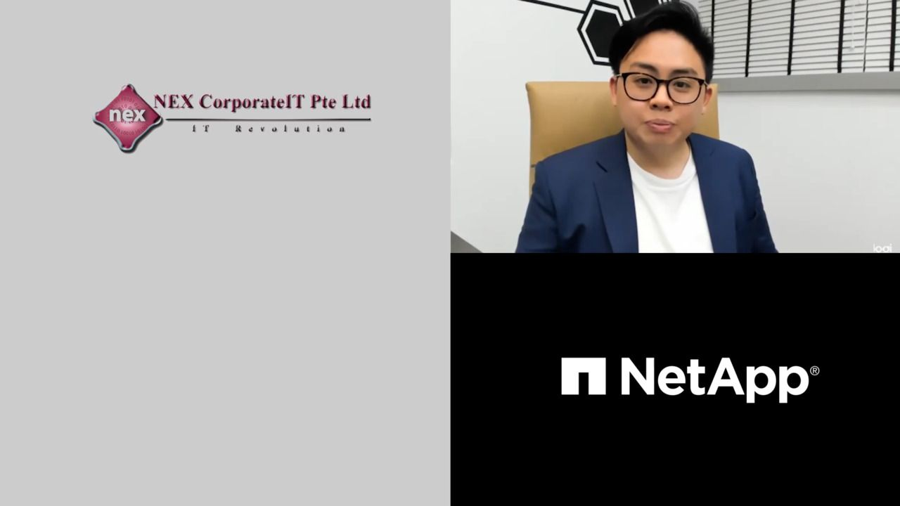 Singapore IT Provider Nex CorporateIT Gives Clients Storage Performance