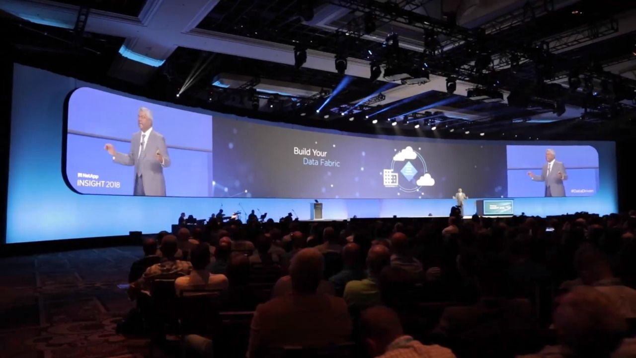 NetApp Insight 2018 Las Vegas Highlights