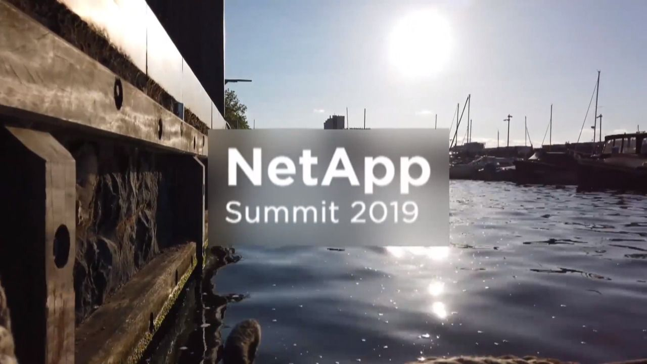 Highlights from the SAP on NetApp Summit 2019