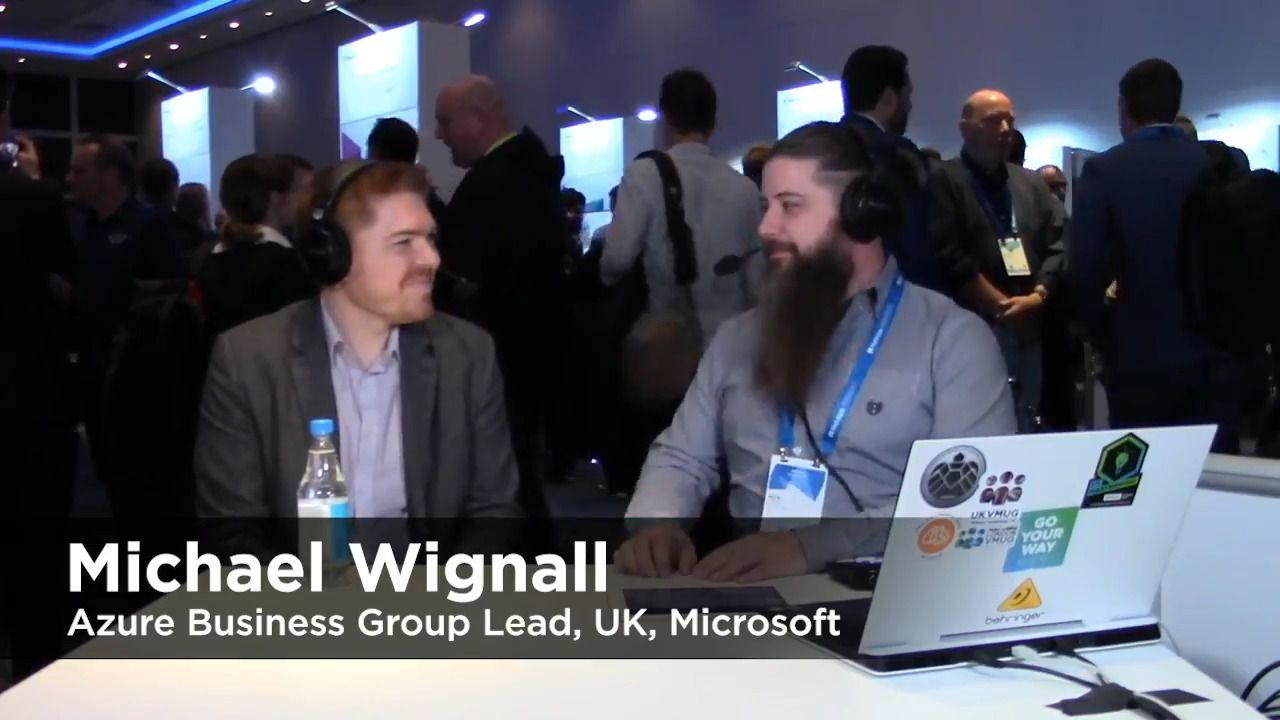 INSIGHT+ London - Michael Wignall, Microsoft