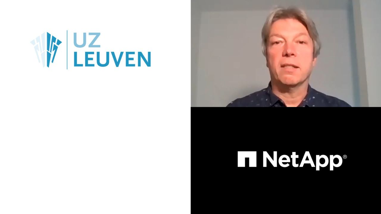 UZ Leuven and NetApp Celebrate a 20-Year Relationship of Innovation