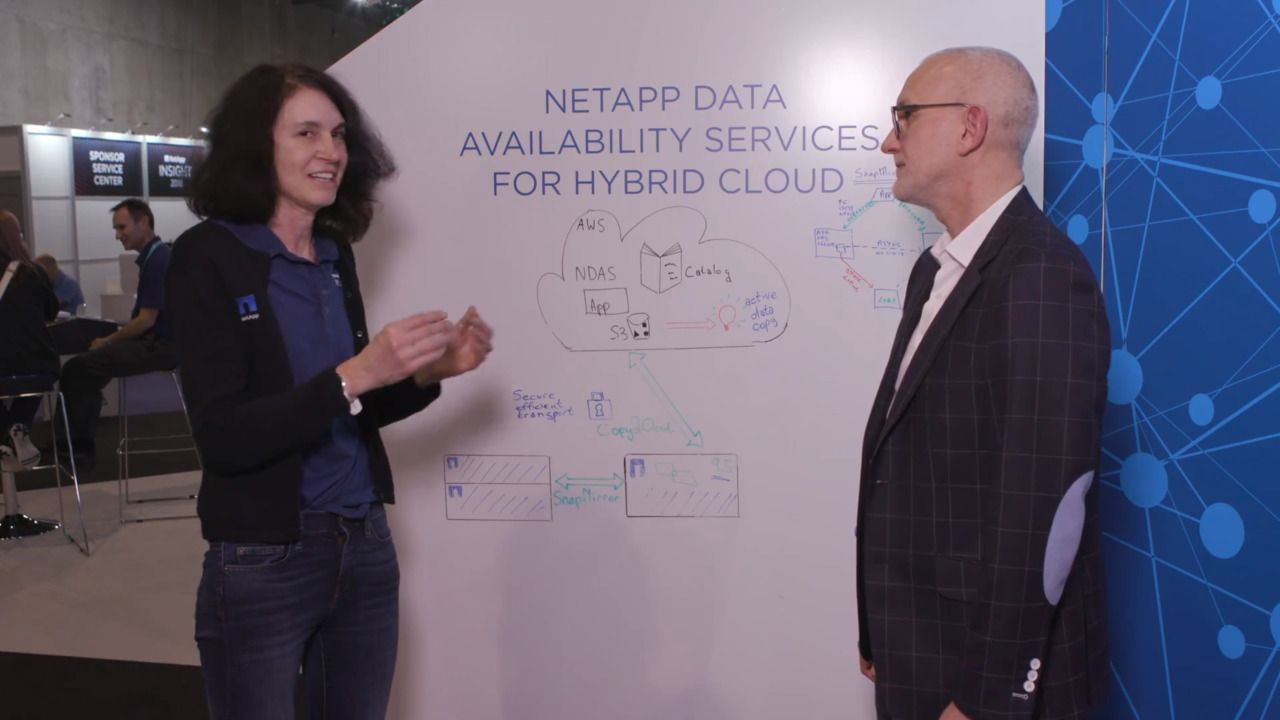 NetApp Data Availability Services for the Cloud
