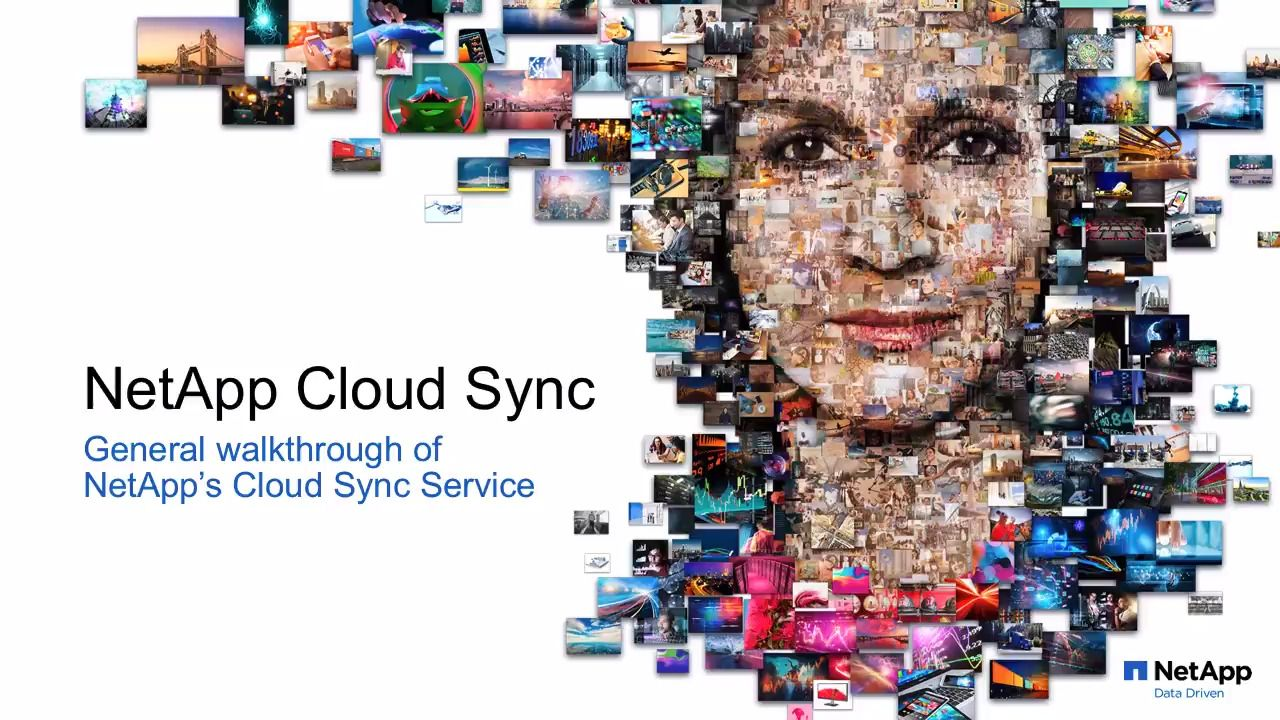 NetApp Data Fabric Cloud Sync Service
