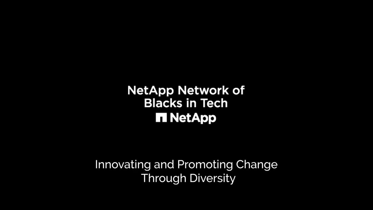NetApp Network of Blacks in Tech Partners with STEMentors
