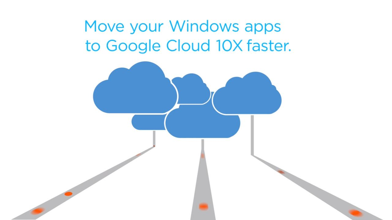 Windows Apps for Google Cloud
