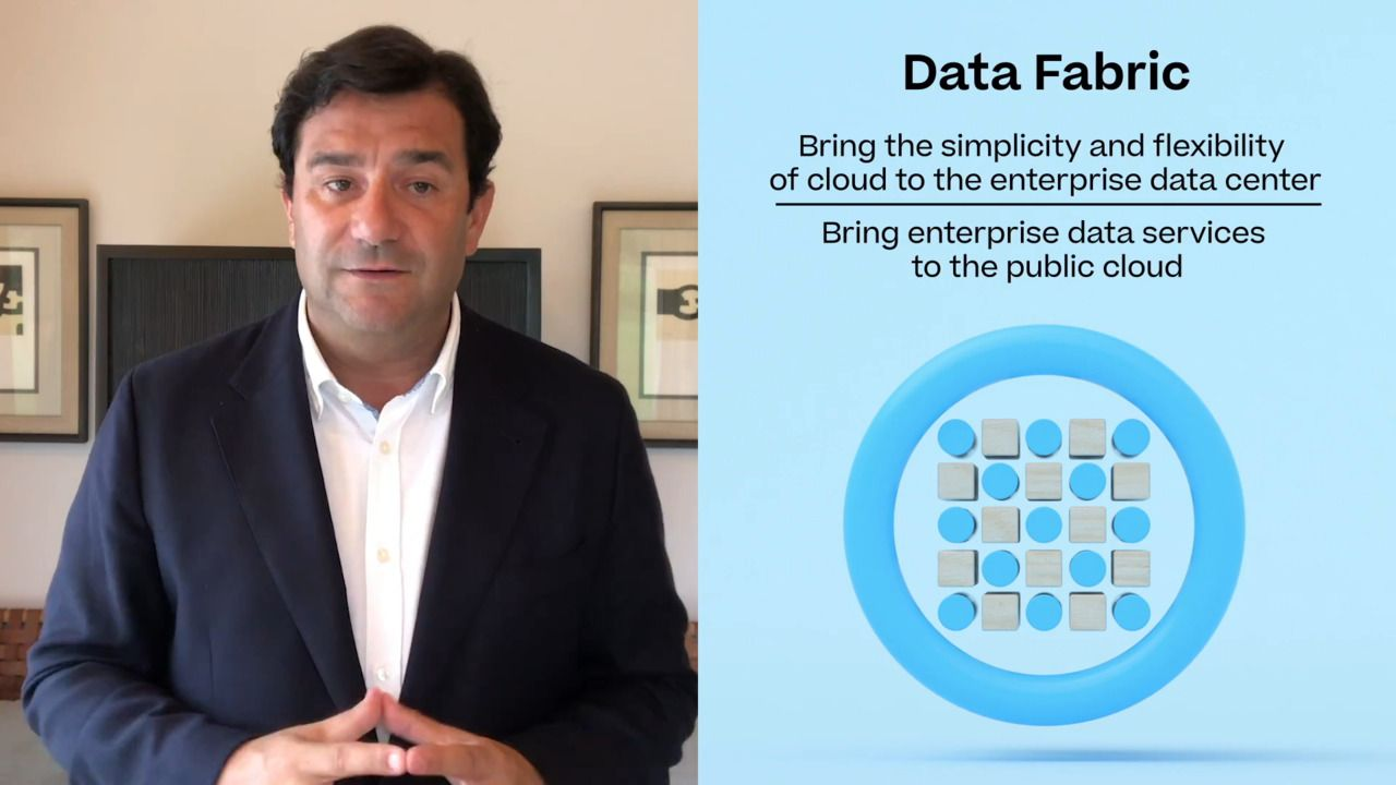 Data is at the Heart of Everything We Do - NetApp INSIGHT 2020