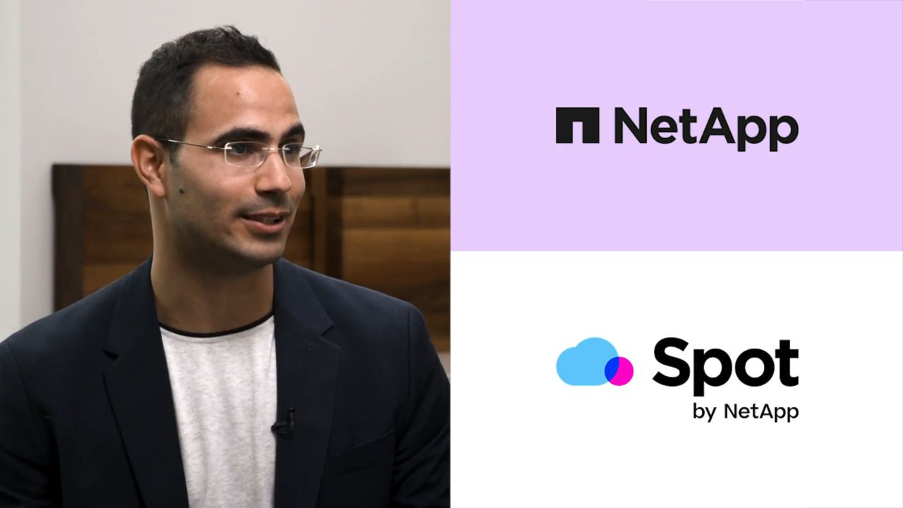 NetApp and Spot - Better Together