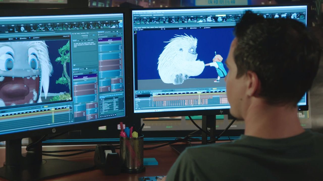 DreamWorks Animation Uses the Power of Data to Bring Imagination to Life