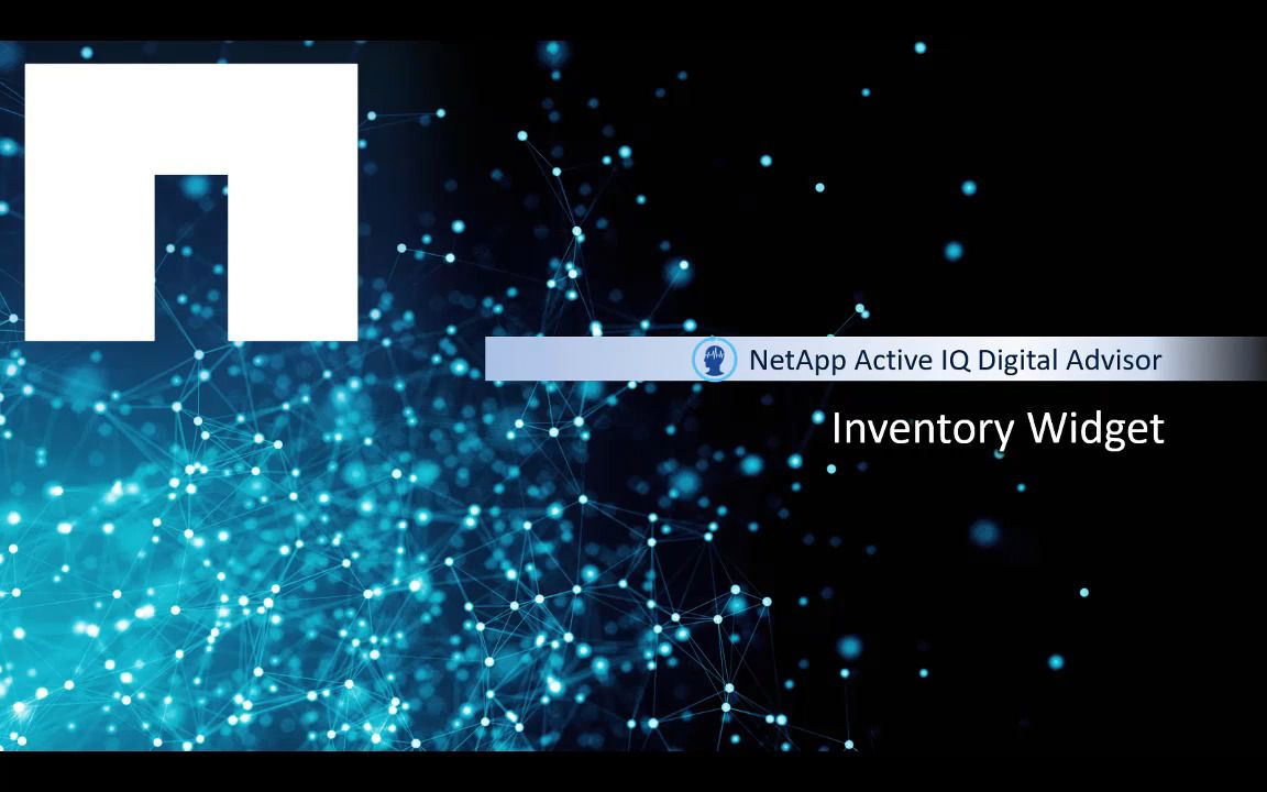 Viewing Inventory Details - NetApp Active IQ Digital Advisor