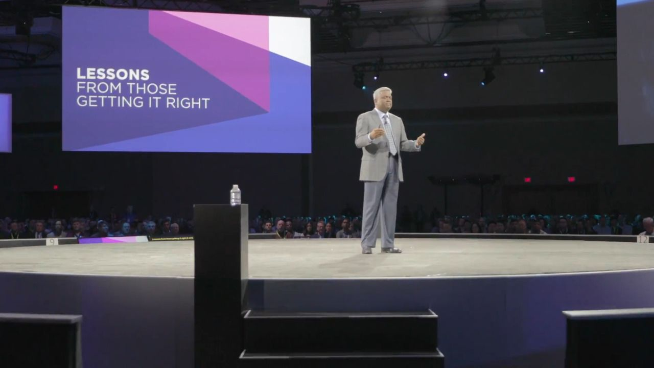 NetApp INSIGHT 2019 Las Vegas Day 2 Highlights