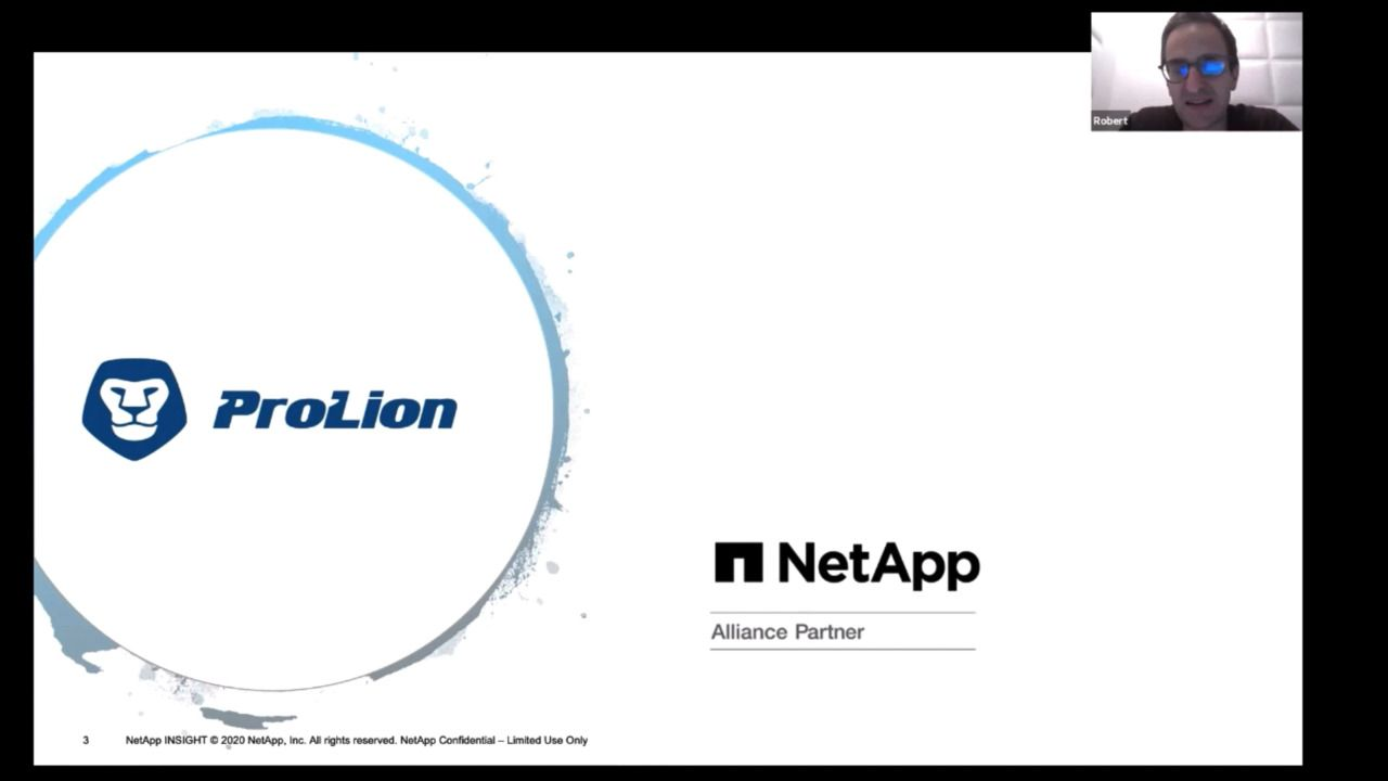 NetApp SnapMirror Cloud Data Protection with ProLion