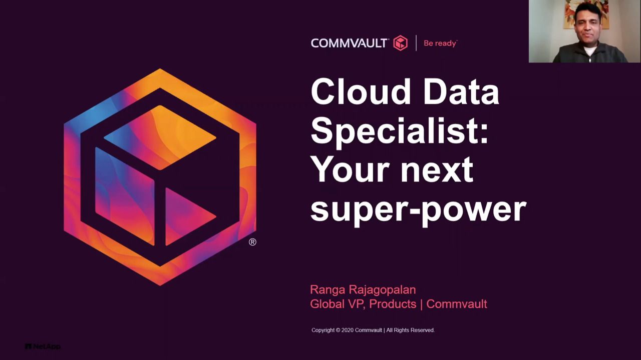 Cloud Data Specialist - Your Next Super Power