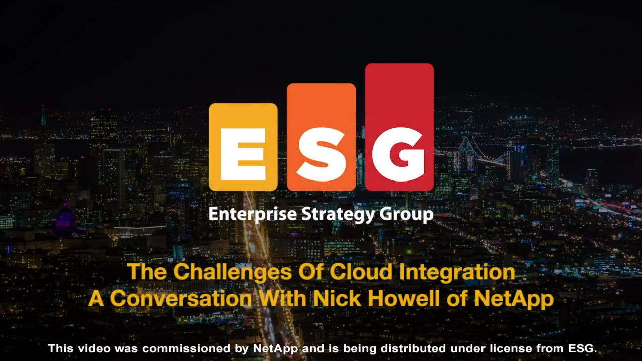 The Challenges of Cloud Integration