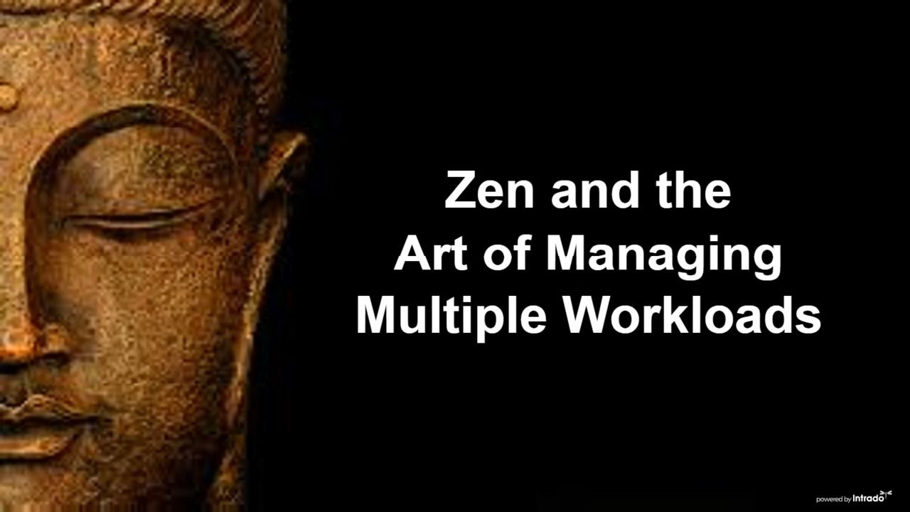 Zen and the Art of Managing Multiple Workloads on HCI