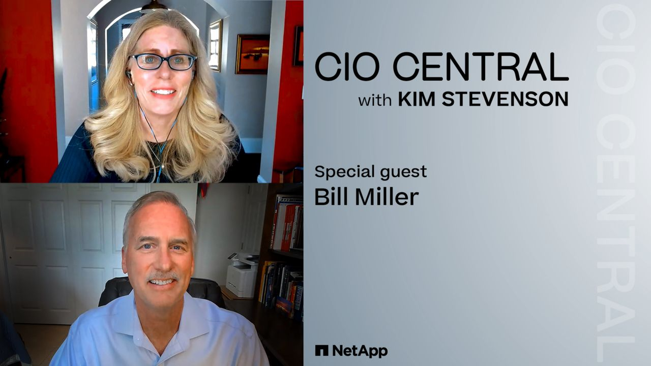 The Practitioners View - CIO Central E12